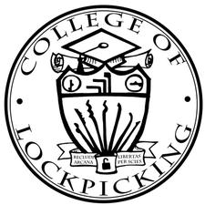College of Lockpicking logo