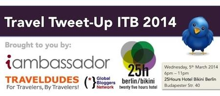 The iambassador - Traveldudes Travel Tweet-Up