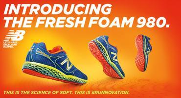 New Balance Santa Clara's Fresh Foam Launch Party