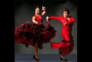 Sunday Flamenco Dinner show at Morocco's Restaurant...