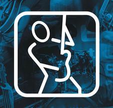 Dutch Blues Foundation logo