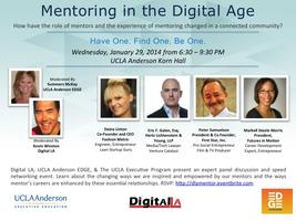Digital LA - Mentorship Goes Digital Panel, presented...