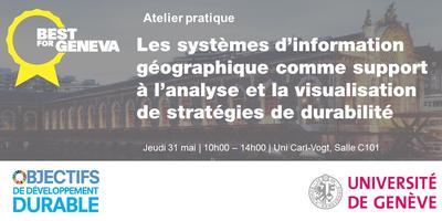 Les systèmes d'information géographique comme support...