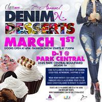 2nd Annual Denim -n- Desserts