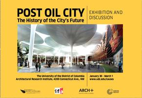 Post-Oil City Exhibition - Opening Reception