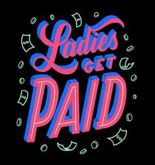 Ladies Get Paid logo
