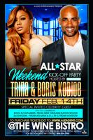 All-Star Weekend Celebrity KickOff Party