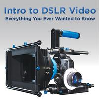 Introduction to DSLR Video with Michael Britt - $29.95...