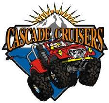 The Cascade Cruisers,  logo