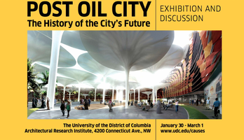 Post-Oil City - The Future of Urban Mobility Workshop