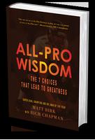 All-Pro Wisdom: The Book By Matt Birk & Rich Chapman...