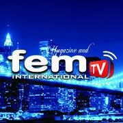 FEM International Magazine TV logo