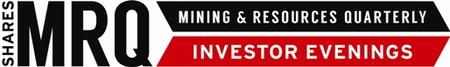 Shares Mining and Resources Investor Evening London -...