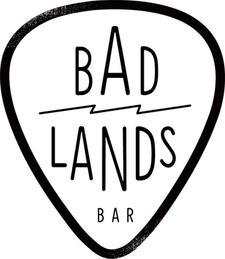 Badlands Bar logo