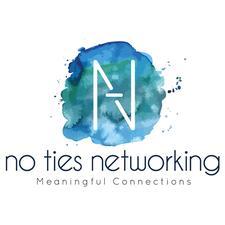 No Ties Networking logo
