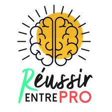"""Réseau REP """"Réussir Entre Pro"""" logo"""