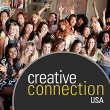 Creative Connection USA  logo