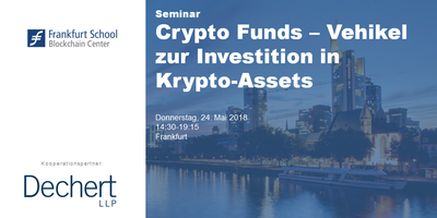 Crypto Funds – Vehikel zur Investition in Krypto-Assets