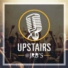 Upstairs @ JRB's logo