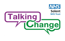 Talking Change logo