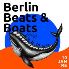 BERLIN, BEATS & BOATS logo