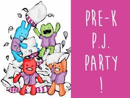 PRUMC Pre-K Pajama Party