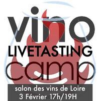 Livetasting au Salon des Vins de Loire