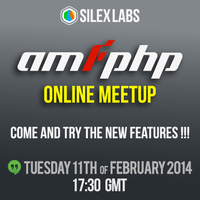 Amfphp online meetup, come and try the new features!