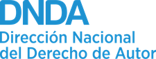 Dirección Nacional del Derecho de Autor (DNDA) logo