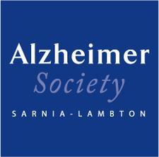 Alzheimer Society of Sarnia-Lambton logo