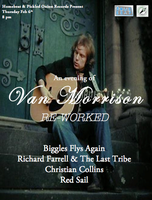 Homebeat & Pickled Onion Records present VAN MORRISON...