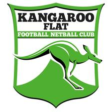 Kangaroo Flat Football Netball Club logo