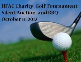 HFAC Charity Golf Tournament, Silent Auction and BBQ
