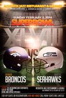 SUPERBOWL SUNDAY @ ACOUSTIX JAZZ