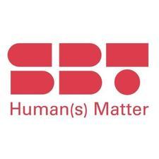 SBT Human(s) Matter logo