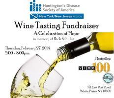 Wine Tasting Fundraiser