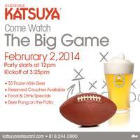 Super Bowl 2014 Viewing Party At Katsuya Glendale