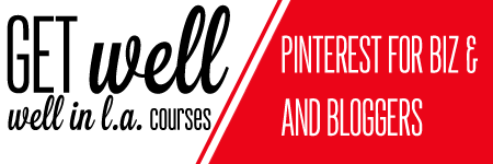WELL Courses: PINTEREST FOR BUSINESSES AND BLOGGERS