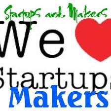 Startups & Makers Week & Bame Means Business logo