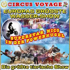 Circus Voyage - Direktion Alois Spindler logo