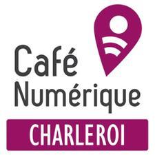 Café Numérique Charleroi logo