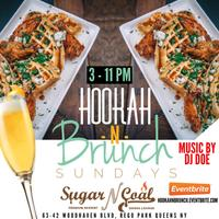 Hookah N Brunch Sundays