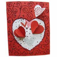 Valentine's Day Card Making!