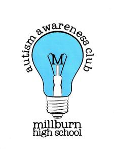 The Millburn High School Autism Awareness Club logo