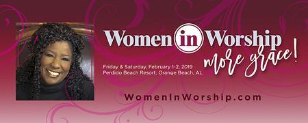 WOMEN IN WORSHIP 2019 - MORE GRACE!