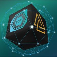 Libertaria and Internet of People / IoP logo