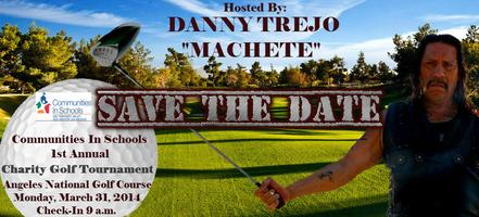Danny Trejo's Charity Golf Event for Communities In Schools