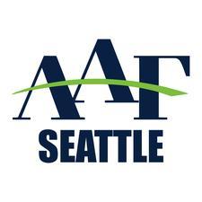 AAF Seattle logo