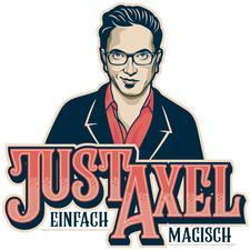Just Axel - Zauberkünstler logo