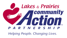 Lakes & Prairies Community Action Partnership logo